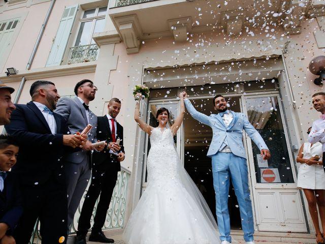Le mariage de Maxime et Megane à Ventabren, Bouches-du-Rhône 24