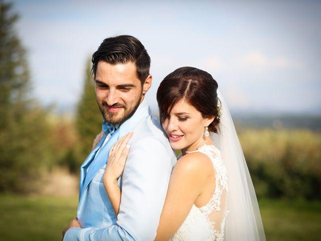 Le mariage de Maxime et Megane à Ventabren, Bouches-du-Rhône 27