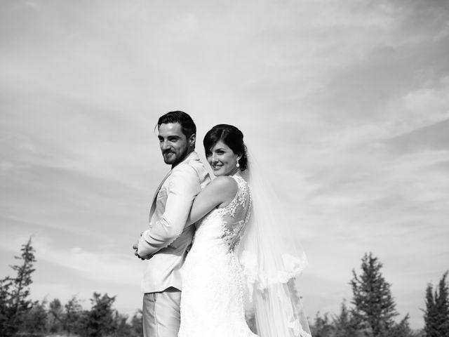 Le mariage de Maxime et Megane à Ventabren, Bouches-du-Rhône 28