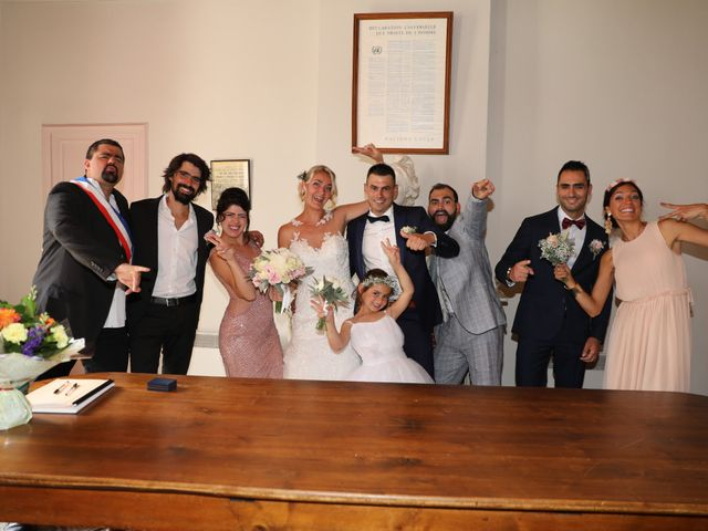 Le mariage de Jerome et Jessica à Alignan-du-Vent, Hérault 2