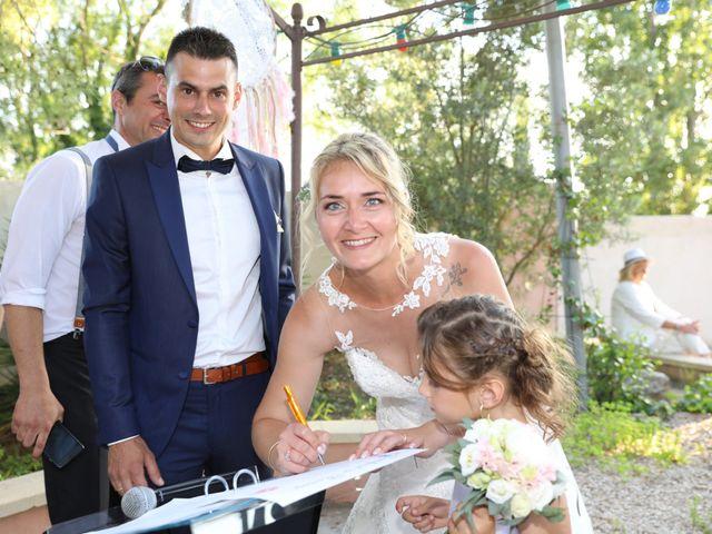 Le mariage de Jerome et Jessica à Alignan-du-Vent, Hérault 3