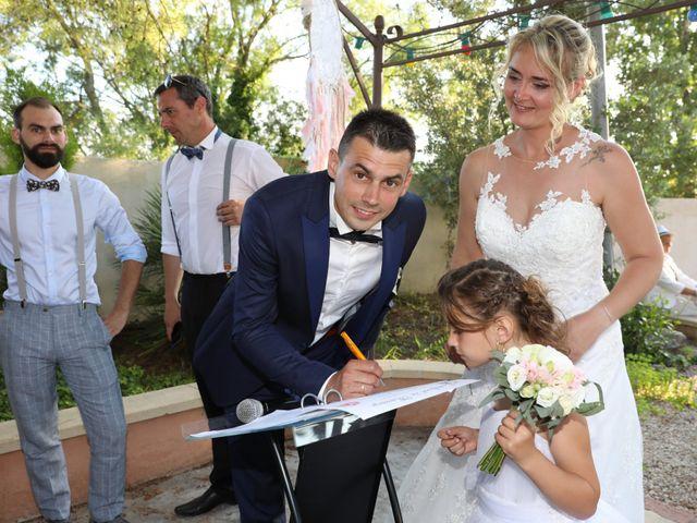 Le mariage de Jerome et Jessica à Alignan-du-Vent, Hérault 4