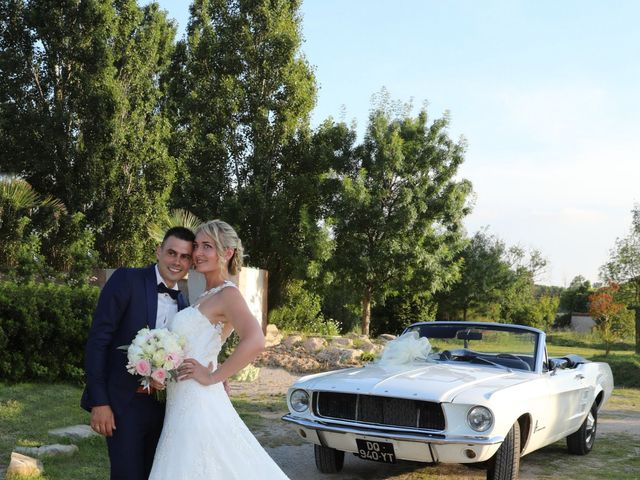 Le mariage de Jerome et Jessica à Alignan-du-Vent, Hérault 5