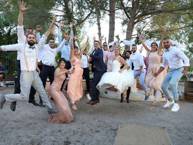 Le mariage de Jerome et Jessica à Alignan-du-Vent, Hérault 7