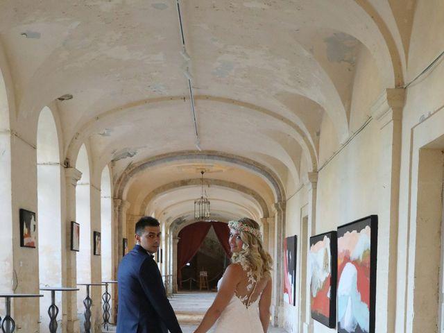 Le mariage de Jerome et Jessica à Alignan-du-Vent, Hérault 9
