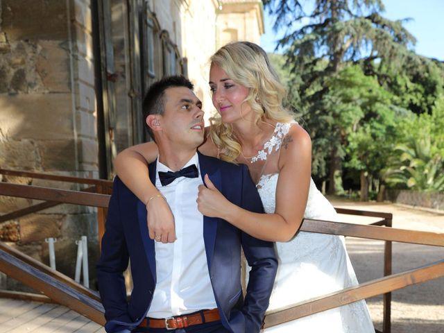 Le mariage de Jerome et Jessica à Alignan-du-Vent, Hérault 11
