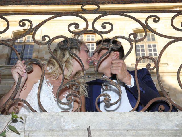 Le mariage de Jerome et Jessica à Alignan-du-Vent, Hérault 12