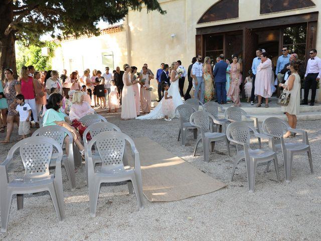 Le mariage de Jerome et Jessica à Alignan-du-Vent, Hérault 16