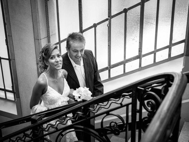 Le mariage de Djay et Nancy à Annemasse, Haute-Savoie 7