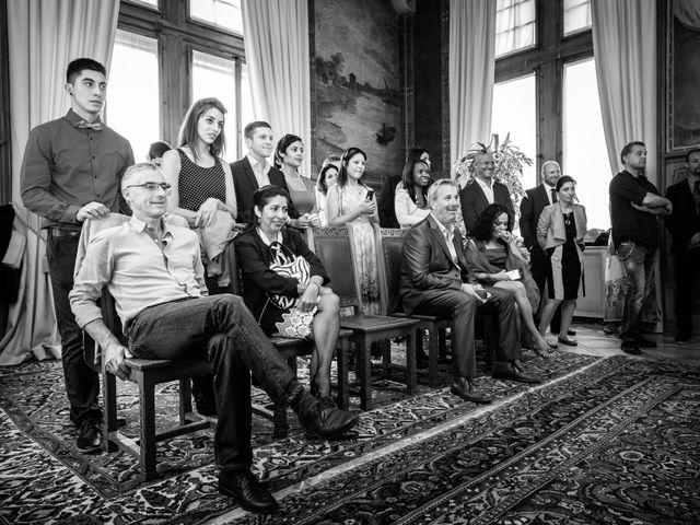 Le mariage de Djay et Nancy à Annemasse, Haute-Savoie 9