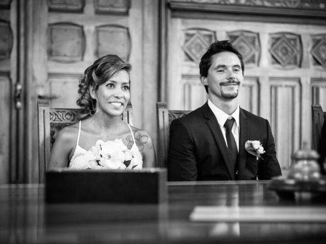 Le mariage de Djay et Nancy à Annemasse, Haute-Savoie 10