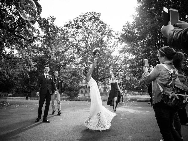 Le mariage de Djay et Nancy à Annemasse, Haute-Savoie 14