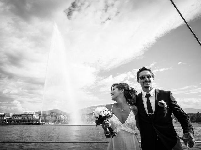 Le mariage de Djay et Nancy à Annemasse, Haute-Savoie 20