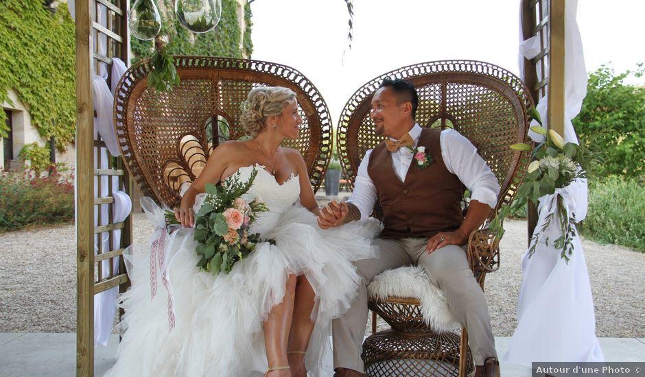 Le mariage de Laurent et Laurie à Savigny-lès-Beaune, Côte d'Or
