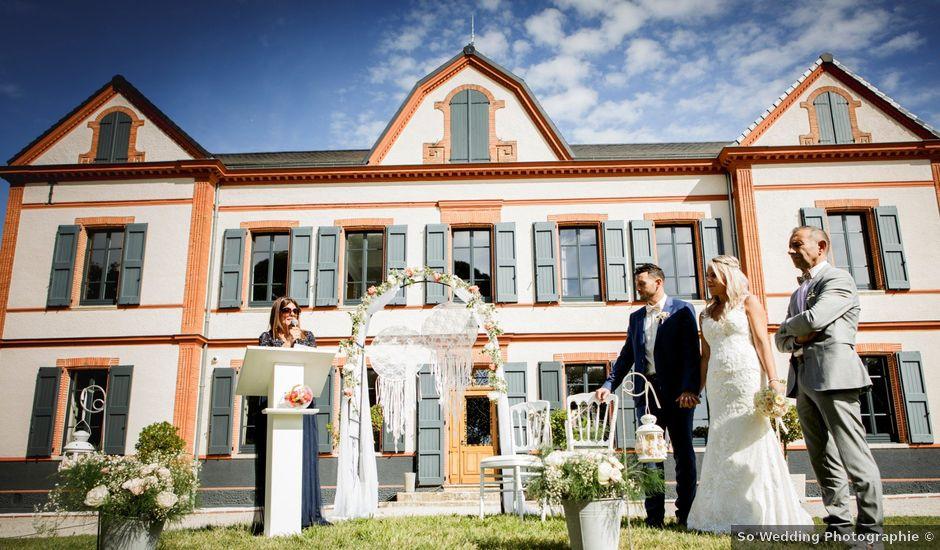 Le mariage de Jérémy et Marie-Ange à Saint-Sulpice-la-Pointe, Tarn
