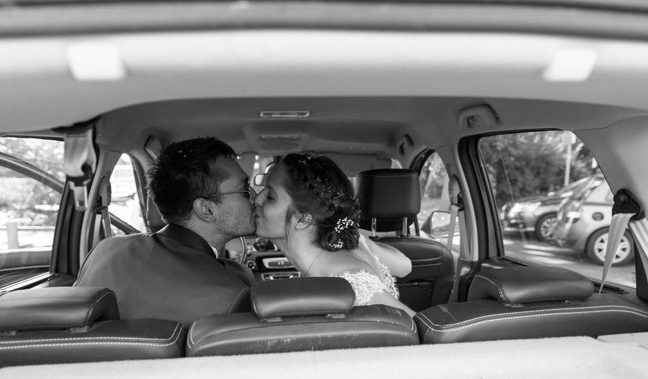 Le mariage de Romain et Milena à La Chapelle-sur-Erdre, Loire Atlantique