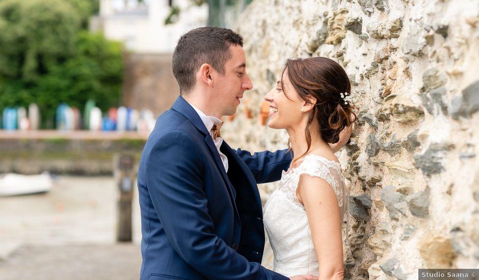 Le mariage de Sébastien et Emeline à Pornic, Loire Atlantique