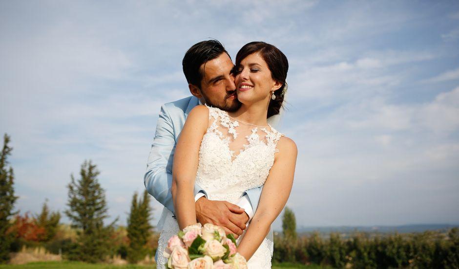 Le mariage de Maxime et Megane à Ventabren, Bouches-du-Rhône