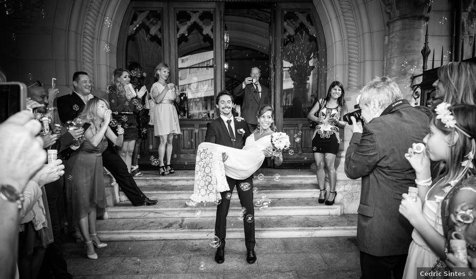 Le mariage de Djay et Nancy à Annemasse, Haute-Savoie