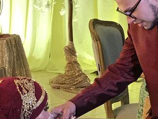 Le mariage de Aatika  et Owes  3