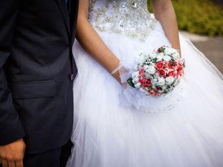 Le mariage de Florinda et Sahoud 2