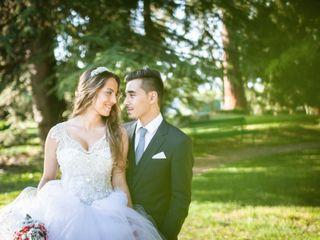 Le mariage de Florinda et Sahoud