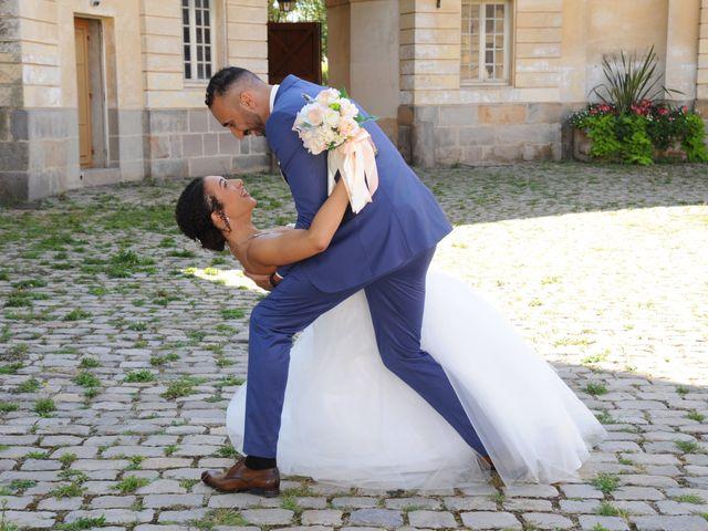 Le mariage de Mélanie et Sébastian