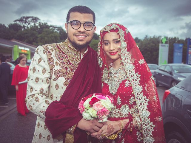 Le mariage de Aatika  et Owes