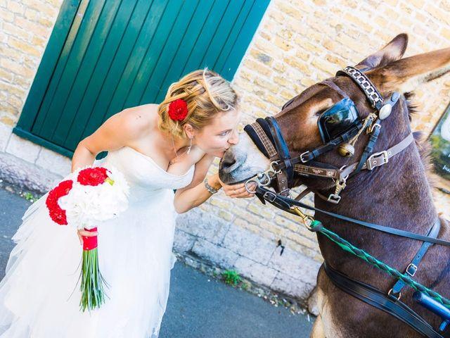 Le mariage de David et Sarah à Coudekerque-Branche, Nord 22
