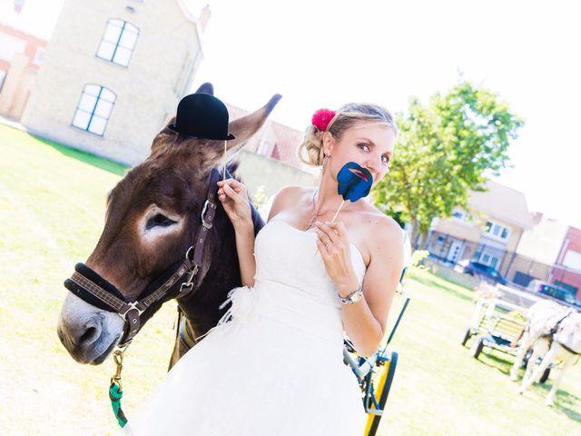 Le mariage de David et Sarah à Coudekerque-Branche, Nord 24