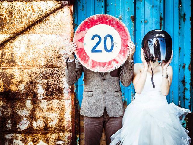 Le mariage de David et Sarah à Coudekerque-Branche, Nord 36