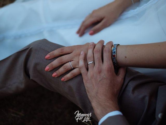 Le mariage de Trovalet-Pélégris et Sybille à Coutances, Manche 1