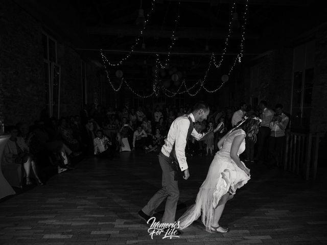Le mariage de Trovalet-Pélégris et Sybille à Coutances, Manche 7
