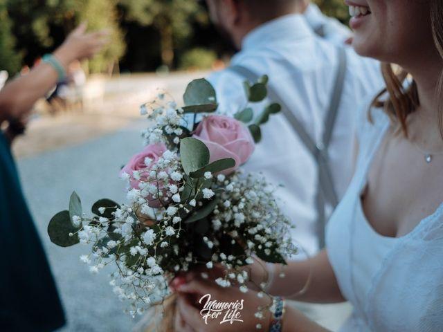 Le mariage de Trovalet-Pélégris et Sybille à Coutances, Manche 9
