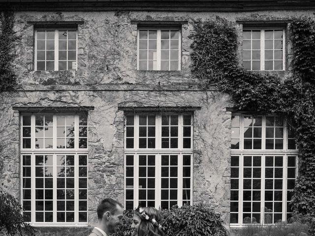 Le mariage de Trovalet-Pélégris et Sybille à Coutances, Manche 20