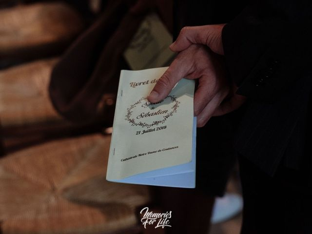 Le mariage de Trovalet-Pélégris et Sybille à Coutances, Manche 27