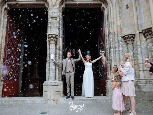 Le mariage de Sybille et Trovalet-Pélégris