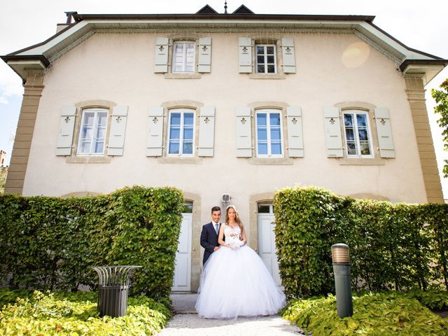 Le mariage de Sahoud et Florinda à Gaillard, Haute-Savoie 5