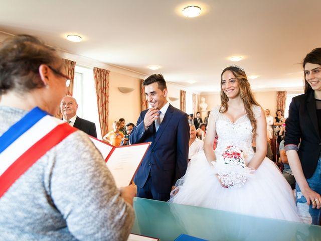 Le mariage de Sahoud et Florinda à Gaillard, Haute-Savoie 8
