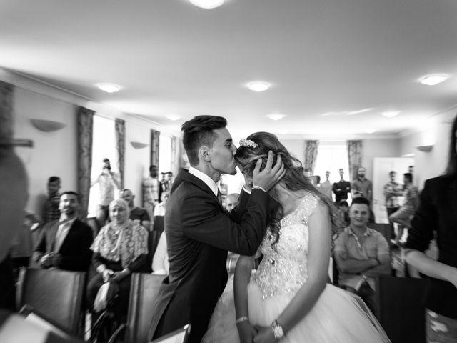 Le mariage de Sahoud et Florinda à Gaillard, Haute-Savoie 11