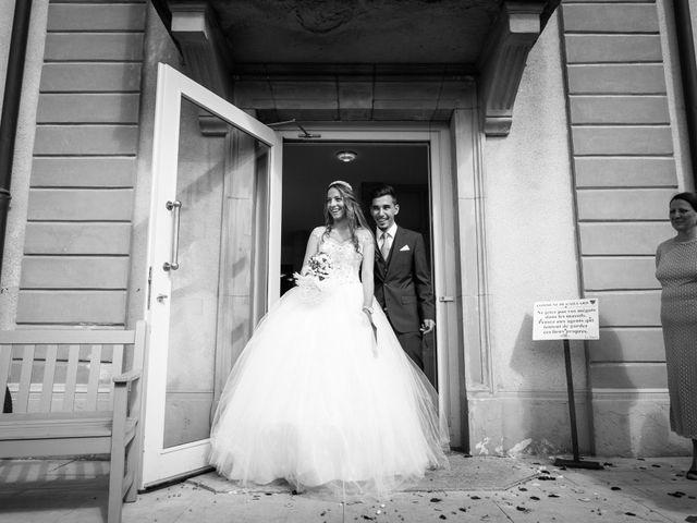 Le mariage de Sahoud et Florinda à Gaillard, Haute-Savoie 12