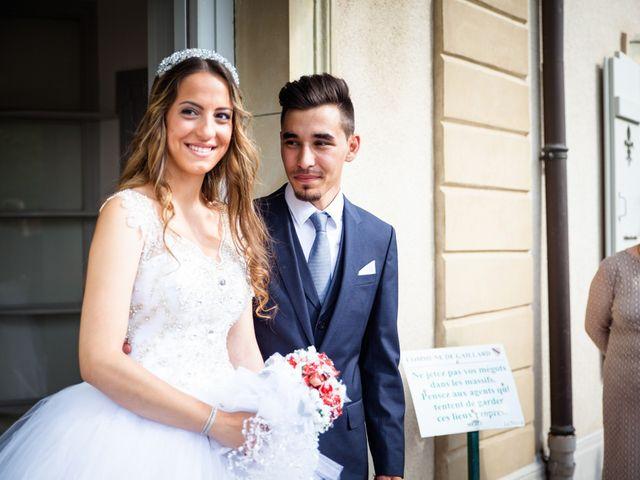 Le mariage de Sahoud et Florinda à Gaillard, Haute-Savoie 13