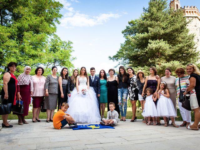 Le mariage de Sahoud et Florinda à Gaillard, Haute-Savoie 15