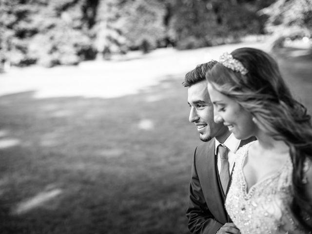 Le mariage de Sahoud et Florinda à Gaillard, Haute-Savoie 1