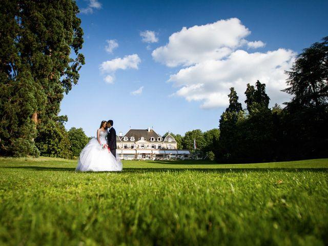 Le mariage de Sahoud et Florinda à Gaillard, Haute-Savoie 2
