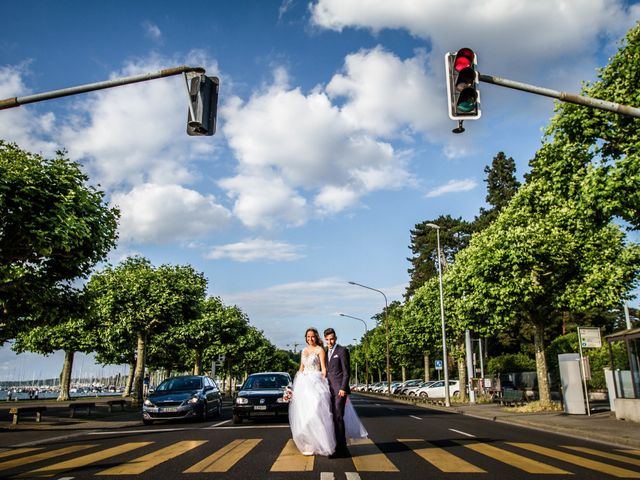 Le mariage de Sahoud et Florinda à Gaillard, Haute-Savoie 19