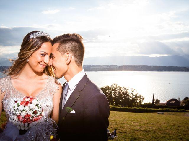 Le mariage de Sahoud et Florinda à Gaillard, Haute-Savoie 23
