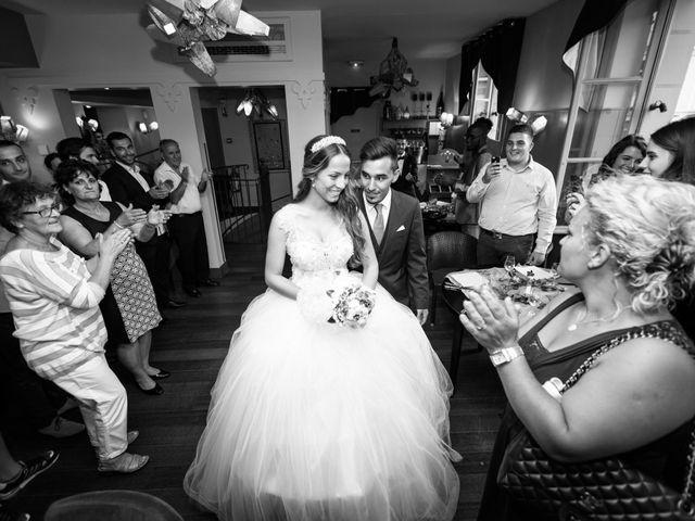 Le mariage de Sahoud et Florinda à Gaillard, Haute-Savoie 25