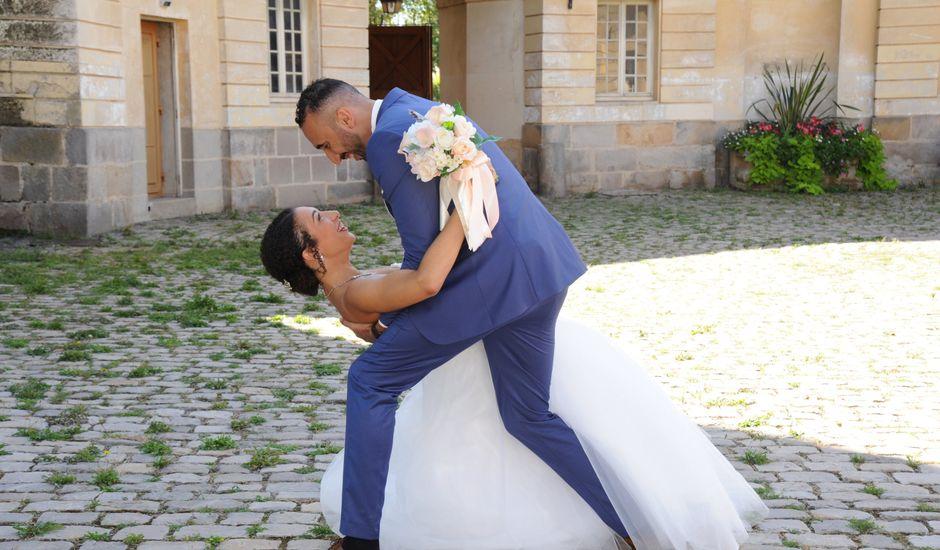 Le mariage de Sébastian et Mélanie à Brétigny-sur-Orge, Essonne