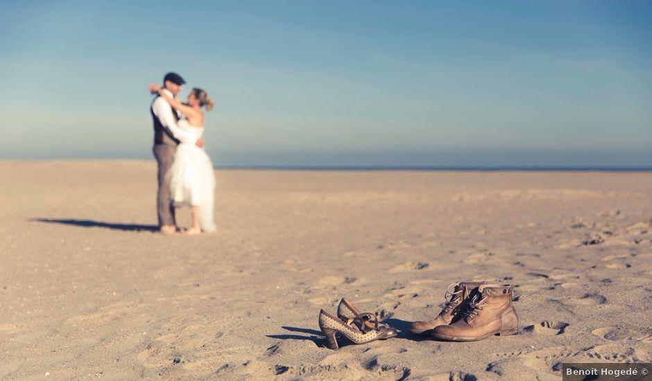 Le mariage de David et Sarah à Coudekerque-Branche, Nord